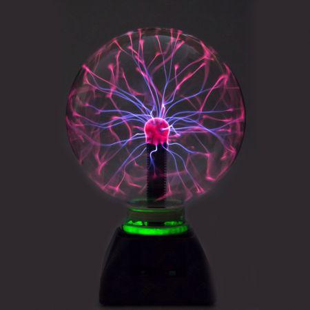 Плазма Лампа 16,5 см с подсветкой