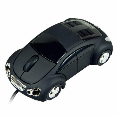 """Мышь """"Крутая тачка"""" оптическая в виде автомобиля"""