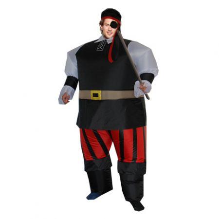 """Надувной костюм """"Кровожадный Пират"""""""