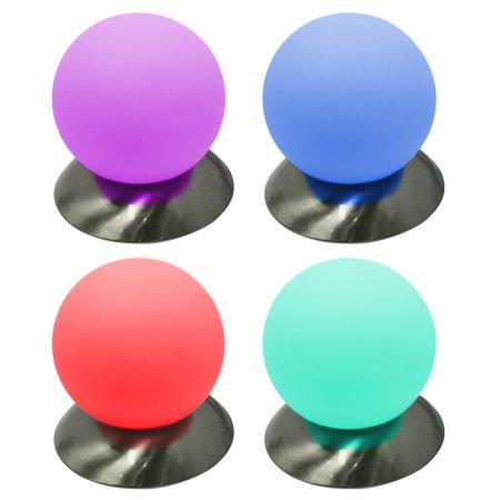 Настольный многоцветный Led - светильник USB
