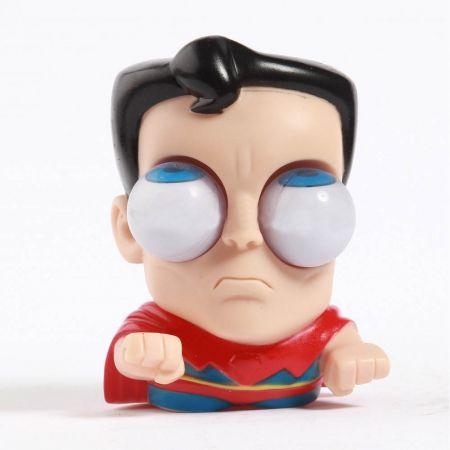 Антистресс игрушка Лупоглазик Супермен