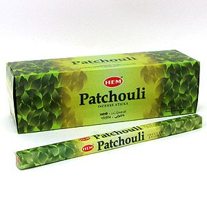 Четырехгранник, Пачули (Patchouli)