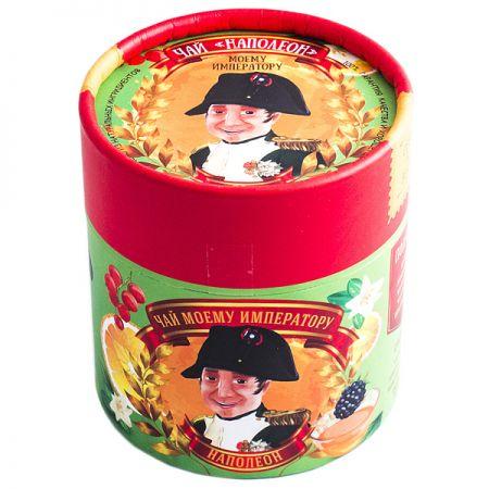 Чай ягодный Наполеон в Тубусе 55г