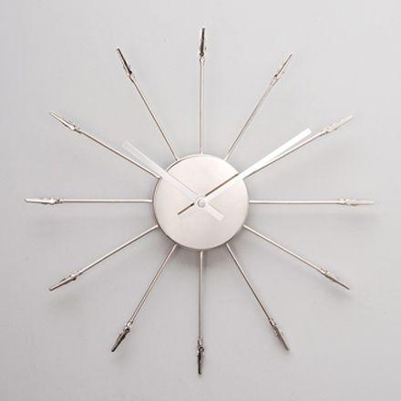 """Часы органайзер """"Клипса"""" дизайнерские LeFutur"""