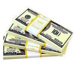 Пачка денег - 100 долларов сувенирная