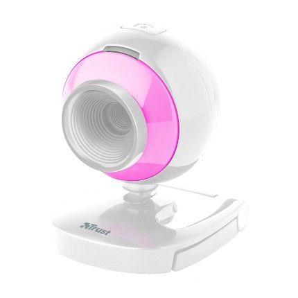 """Web-камера """"Pink"""" с микрофоном"""