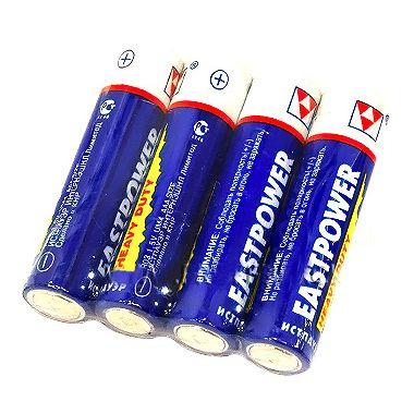 Батарейка 1.5V AA (Пальчиковая большая) Eastpower R 6