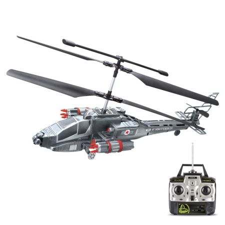 Вертолет на радиоуправлении Gyro-Fighter4 с гироскопом 39см