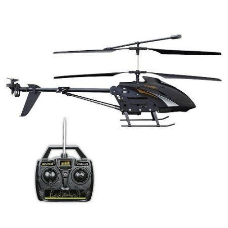 Вертолет с видеокамерой Gyro-Vizor M (32 см) гироскоп