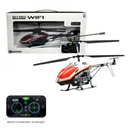 Вертолет для iPhone 1toy Gyro WiFi управление по WiFi