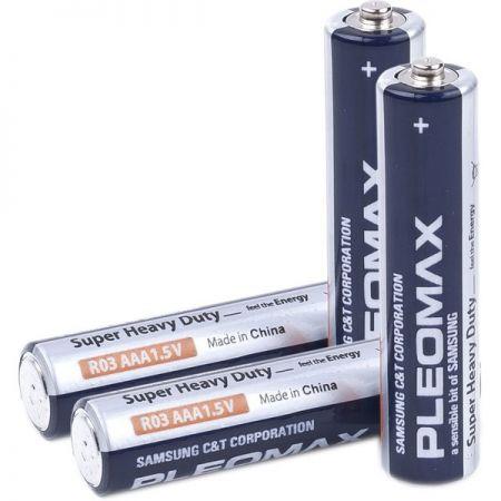 Батарейка Sumsung Pleomax 1.5V AA (Пальчиковая большая)