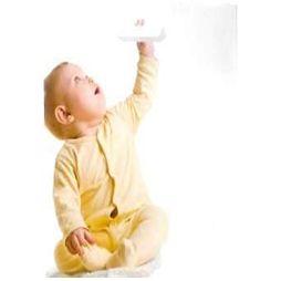 Пакет Подарочный L Ребенок за ручку (26х32,4х12,7см)