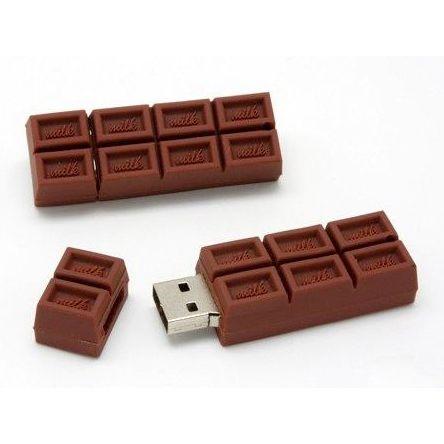 """Флешка """"Шоколадка"""" 8 Гб"""