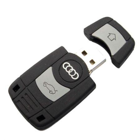 """Флешка """"Ключи от AUDI"""" 16 Гб брелок"""