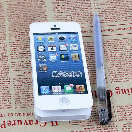 Блокнот с обложкой под iPhone