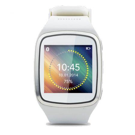 Умные наручные часы MyKronoz ZeSplash White (белые)