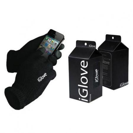 Перчатки  для сенсорных экранов Igloves в подарочной коробке