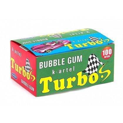 """Жвачка """"Turbo"""" Блок 100 шт."""