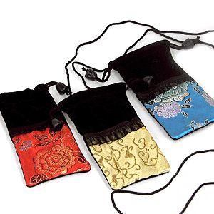 Сумочка для мобильного телефона, 7х13 см