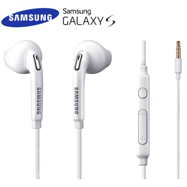 Наушники - гарнитура Samsung EG920 с пультом для серии galaxy s
