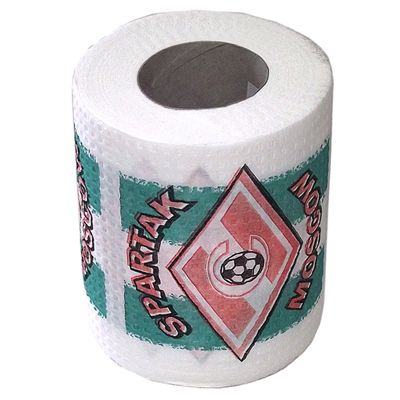 """Туалетная бумага """"Футбольная"""""""