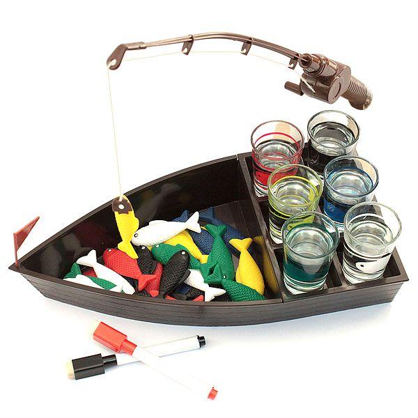 стопки для того рыбалки