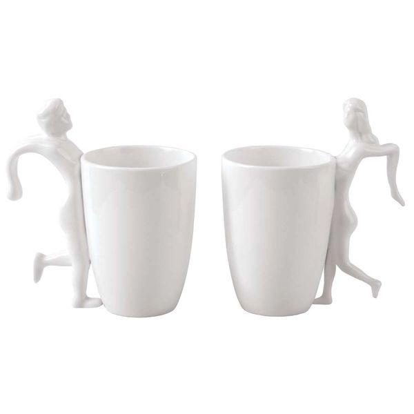 Чайный набор «Adam & Eva»