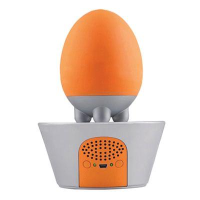 """""""Волшебное яйцо"""" массажер + ионизатор воздуха оранжевый"""