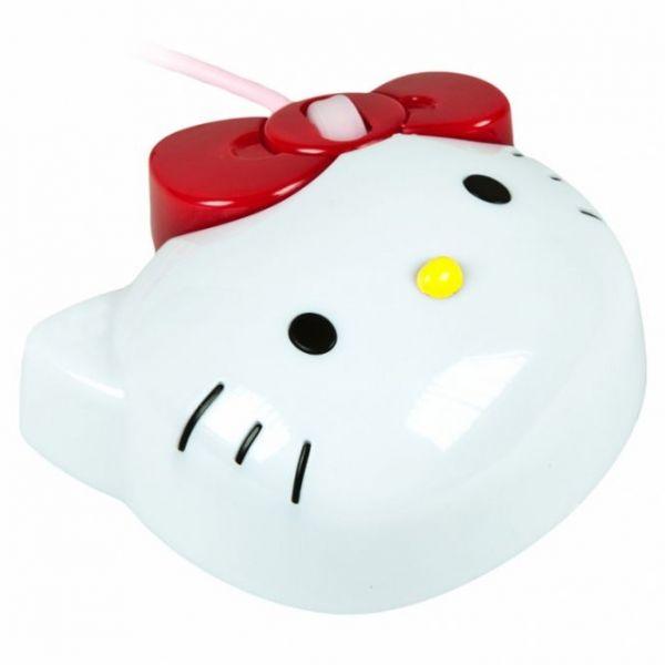 "Мышь ""Hello Kitty"" оптическая USB"