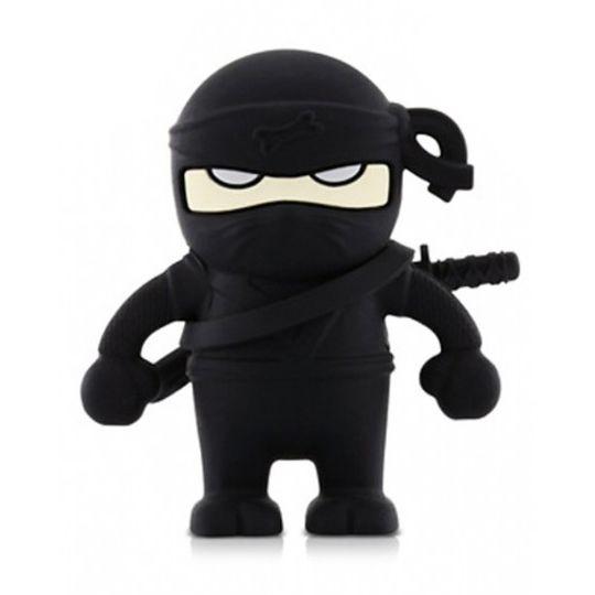 """Флешка Ninja """"Черный Ниндзя"""" 16GB"""