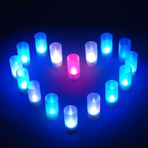 Led - свеча