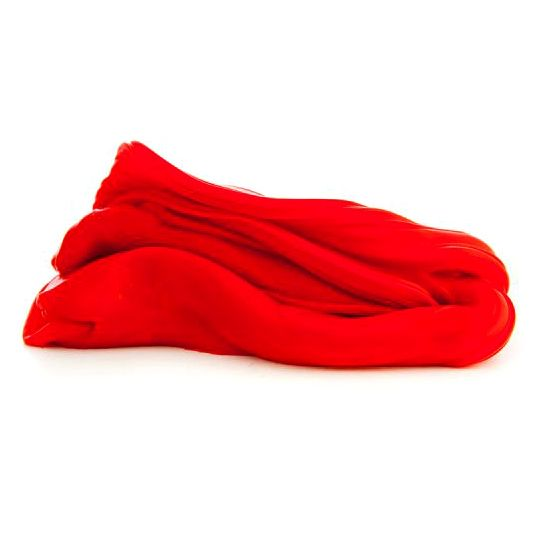 Жвачка для рук - умный пластилин Хэндгам (Handgum) красный