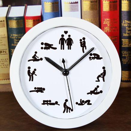 Оригинальные часы подарок 6